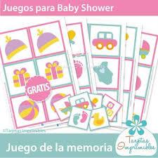 baby shower para imprimir gratis