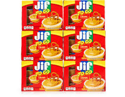 jif to go peanut er cups 48 cups