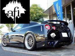 Afi Vinyl Decal Car Performance Sticker