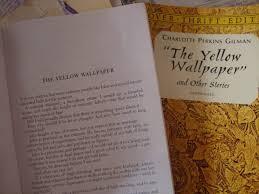 the yellow wallpaper a women s