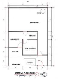 3 small house floor plans development