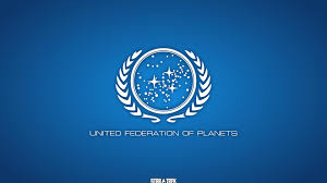 blue star trek united federation of