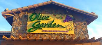 prime to offer olive garden