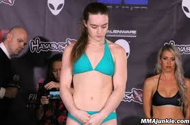 Invicta FC 16 winner Aspen Ladd: I don't need a nickname; my name is weird  enough | MMA Junkie