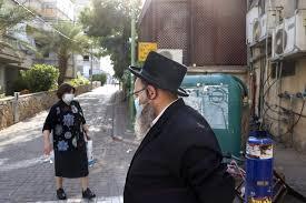 Covid, coprifuoco in 40 città in Israele