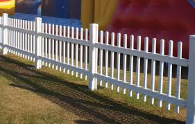 Upvc Picket Fencing Systems Liniar