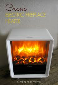 electric log heater for fireplace