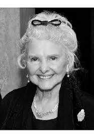 Caroline Hunt 1923 - 2018 - Obituary