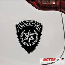 Exterior Accessories 3s Motorline 2x Black 4 K9 K 9 Unit Police Dog Shape K Decal Dog Shape Car Vinyl Bumper Stickers Decals Magnets