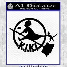 Studio Ghibli Kiki S Delivery Service Decal Sticker D2 A1 Decals