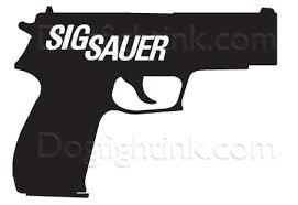 Pistol Custom Decals