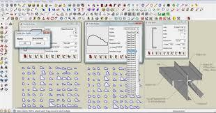 Profile Builder Pro Plugin For Sketchup Sketchup Plugin