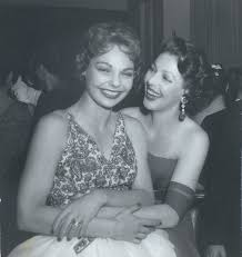 Loretta Young - LY with her daughter, Judy Lewis - this... | Facebook