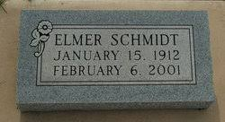 Elmer Schmidt (1912-2001) - Find A Grave Memorial