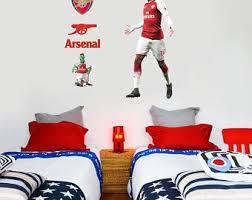 Arsenal Wall Sticker Etsy