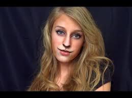 cowardly lion makeup tutorial oz series