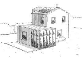 découvrez 5 plans de maisons de 100m²