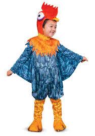 Moana Toddler Hei Hei Deluxe Costume Walmart Com Walmart Com
