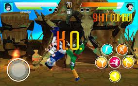 Naruto VS Luffy : Ninja Shinobi Xtreme Hero Legend cho Android ...