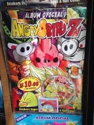 The official Angry Birds Z album! : crappyoffbrands