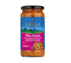 SOSURI | Rajah - Tikka Masala Sos pentru curry 500 g