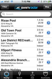 iphone swim bike and run apps