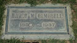 Hardy Webster Campbell (1850-1937) - Find A Grave Memorial