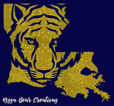 Pin By Penny Allemand On T Shirts In 2020 Louisiana Tigers Vinyl Tshirts Lsu Shirt