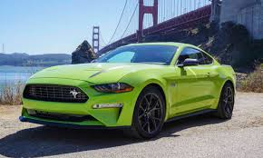 2020 ford mustang ecoboost hpp first