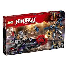 Mua LEGO NINJAGO Killow vs. Samurai X 70642 Building Kit (556 ...