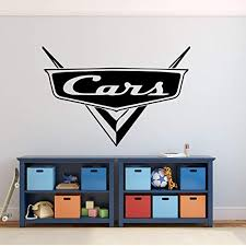 Amazon Com Custom Name Cars Decal Personalized Emblem Wall Decal For Man Cave Or Garage Removable Vinyl Wall Decoration For Boy S Or Girls Bedroom Playroom Gameroom Or Office Handmade