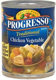 progresso en vegetable soup 19