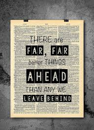 better things ahead quote home decor inspirational quotes