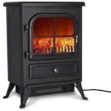 finether cheminée electrique foyer