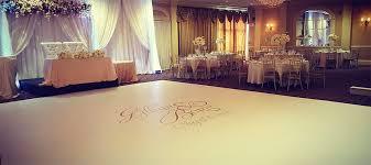Custom Wedding Dance Floor Wraps Serving Columbus Ohio Cleveland Detroit Michigan And More