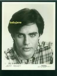 JEFF FAHEY VINTAGE 8X10 PHOTO YOUNG HANDSOME APA HEADSHOT 1990's ...