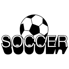 Word Soccer With Soccer Ball Sticker