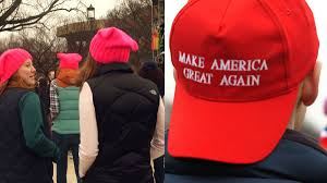 Two very different meanings for two brightly colored hats - CNNPolitics