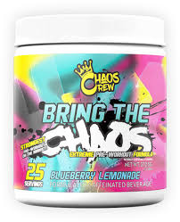pre workout brings controlled chaos