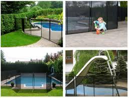 Child Safe Residential Pool Fence Cloture Piscine Enfant Secure