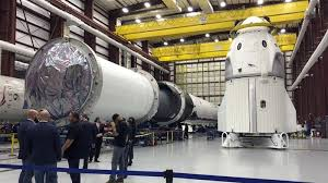 SpaceX and NASA launch Crew Dragon demo capsule | News | Al Jazeera