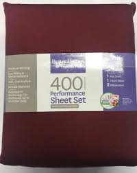 better homes gardens 400 thread count
