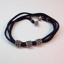 Balinese sterling silver on suede, check out Myrna Taylor, Taylor ...