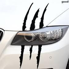 Cool Auto Sticker Scratch Scar Die Cut Decal Bumper Sticker For Windows Cars Trucks Laptops 40cm 12cm Car Stickers Aliexpress