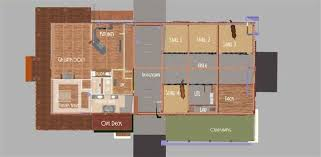 living quarters barn plans barn layout