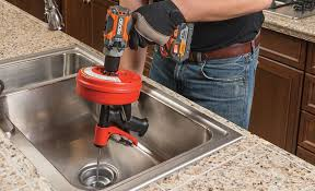 how to unclog a kitchen sink the home