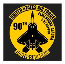 F 22 Raptor Fighter Airforce Plane Top Gun Sticker Die Cut Decal Window Vinyl