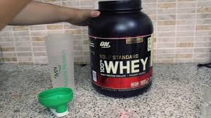 whey protein to build muscles