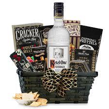 send gift baskets spirited gifts