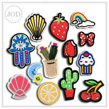 Cute Mini Small Clothes Bag Patch Embroidery Diy Iron On Patches For Clothing Sew On Stickers Badges Applications Children Jod Patches Aliexpress